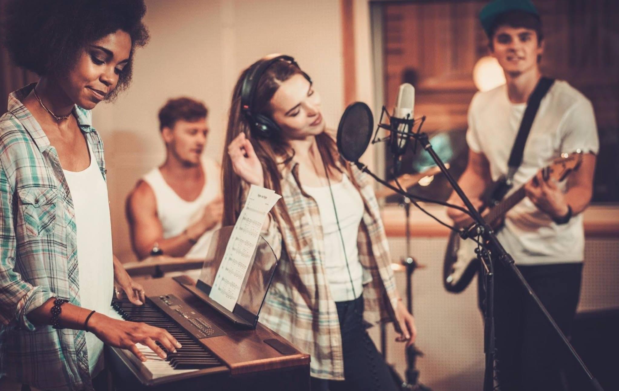 Soundcheck dating een muzikant